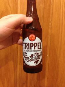 New Belgian Trippel